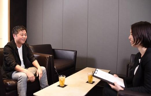オーナー インタビュー 坂巻利親