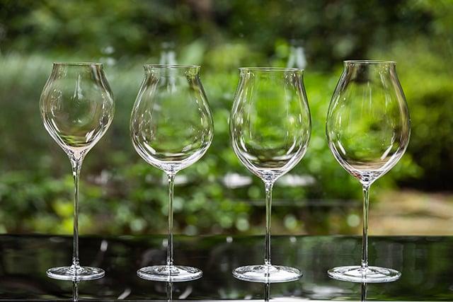 The Okura Tokyoオリジナルワイングラス