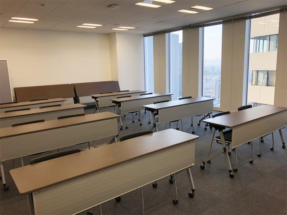 大阪サロンセミナー会場