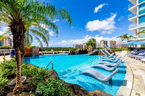 Ritz Carlton Residences Waikiki #2607