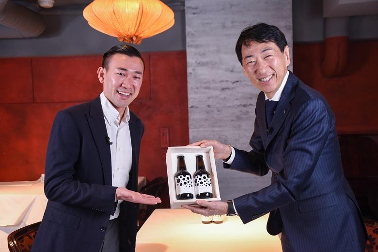 日本初のラグジュアリービールで、食文化を変える。(ゲスト 若林洋平氏:第1回) イメージ画像