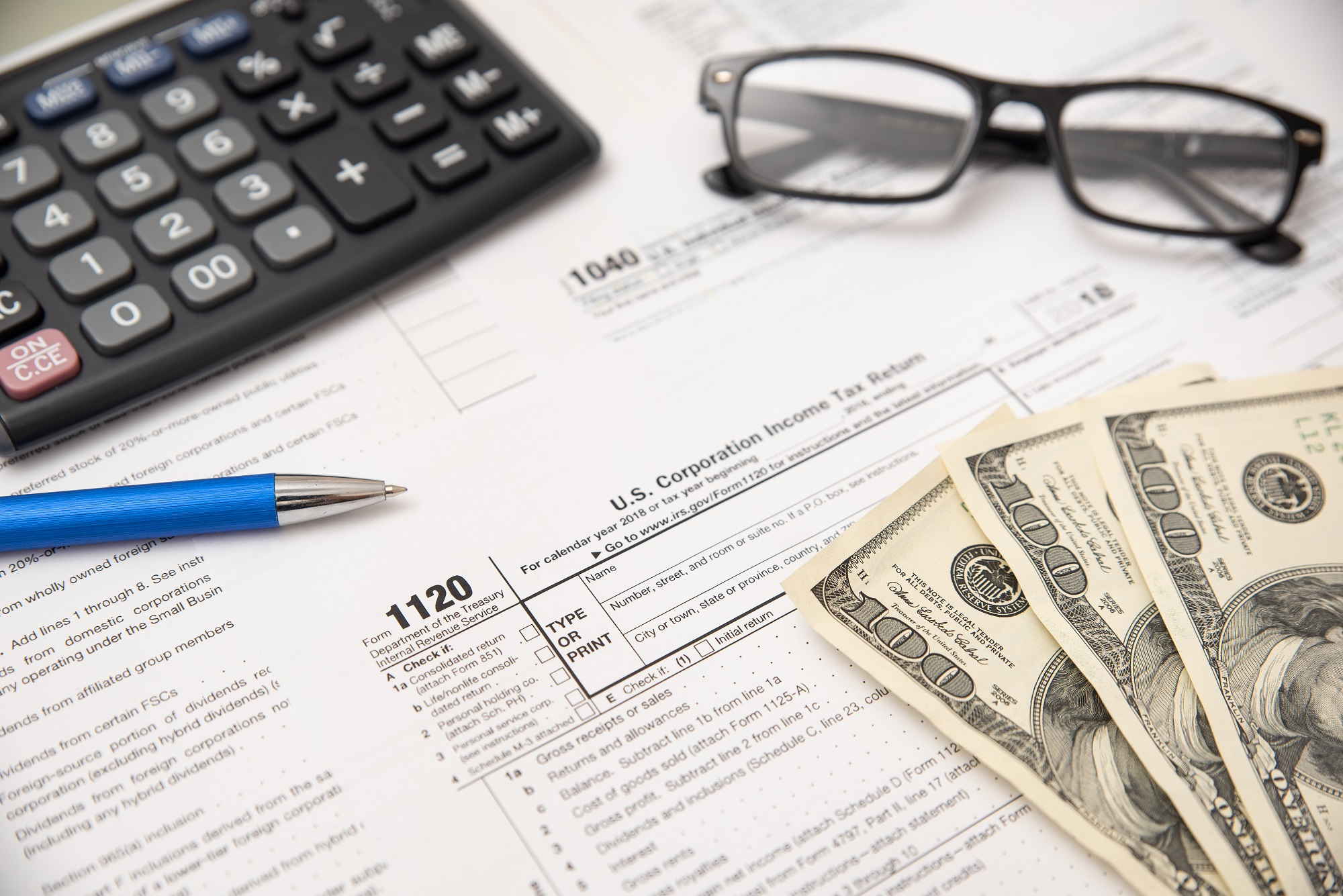 【アメリカ確定申告】知っておきたい基礎知識 「第7回:どの書類を用いて税務申告するのか(法人)」 イメージ画像