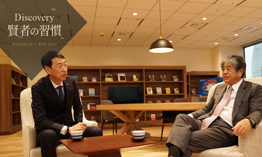 ドキュメンタリー作家はなぜ事業家として成功したのか。(ゲスト 井川 幸広 氏:第2回) イメージ画像