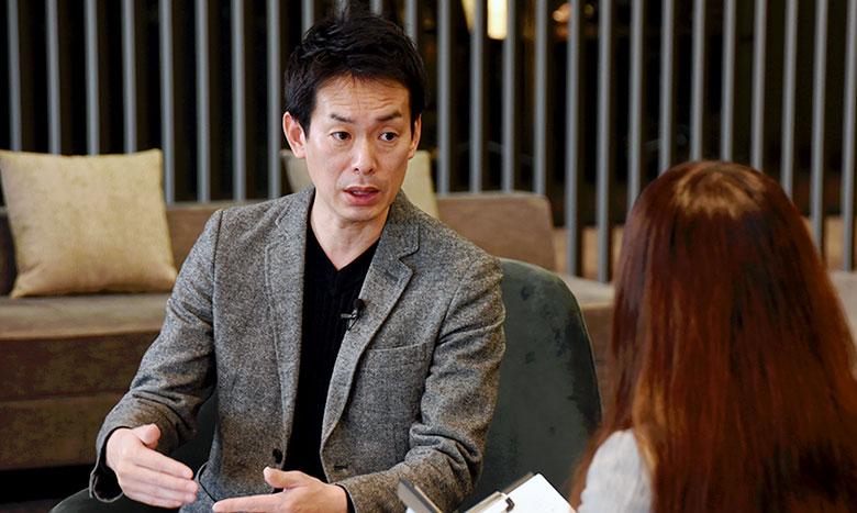 オーナー様インタビューVoice02 IT企業経営者 若山幸司様(48歳)2017年購入 イメージ画像