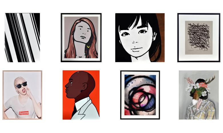 アート作品をオフィスや店舗に貸し出すアートレンタルサービスが新たにスタート! イメージ画像