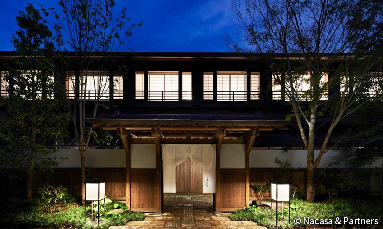 アクセスの良さも魅力。渋谷・新宿から数駅の世田谷区内に温泉旅館「由縁別邸 代田」が開業 イメージ画像