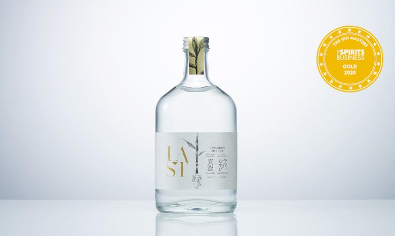 """酒粕を再利用した""""エシカル""""なクラフトジンが、本場イギリスの世界的品評会でゴールドとシルバーを受賞! イメージ画像"""