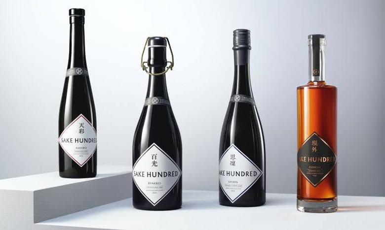 高級日本酒ブランド「SAKE100」