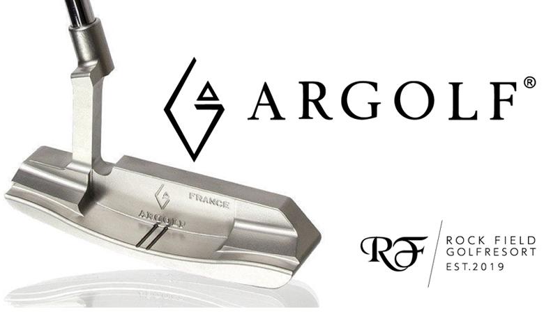 フランス発の高品質カスタムパター「ARGOLF」