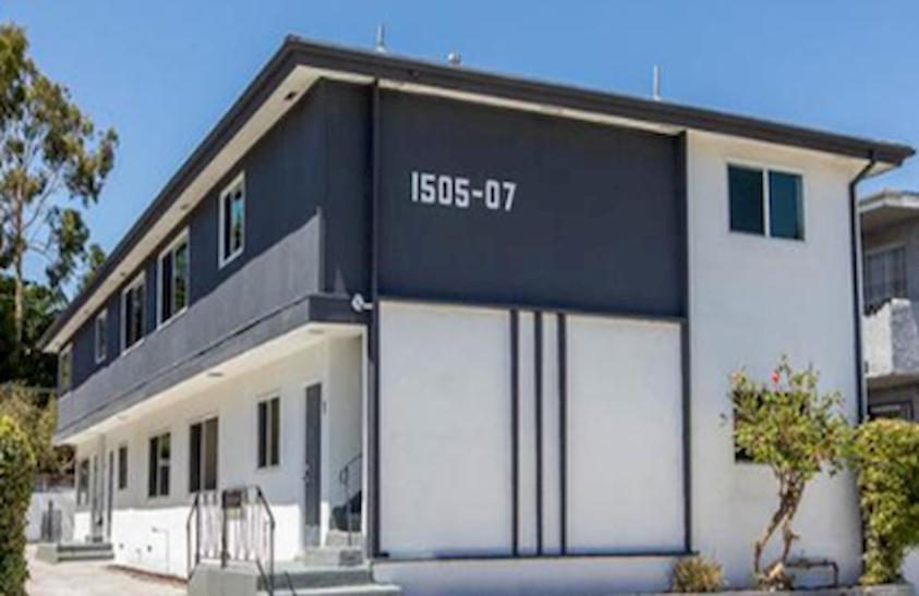 写真:S Cochran Ave, Los Angeles, CA 90019 1