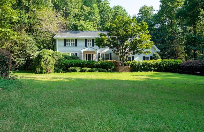 写真:Pinestream Dr NE, Marietta, GA