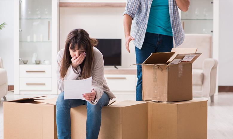 強制退去の手続き再開 新型コロナウイルスによる失業増でアメリカ不動産市場への影響は? イメージ画像