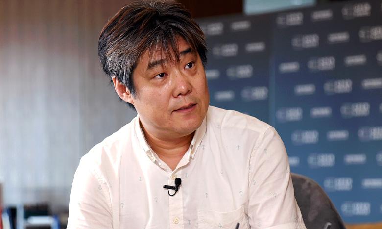 企業経営者 川合靖一様の画像