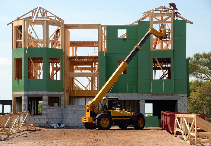 アメリカ不動産アカデミーVol.32 住宅価格にも影響を与える木材価格の高騰(2021年2月22日時点) イメージ画像
