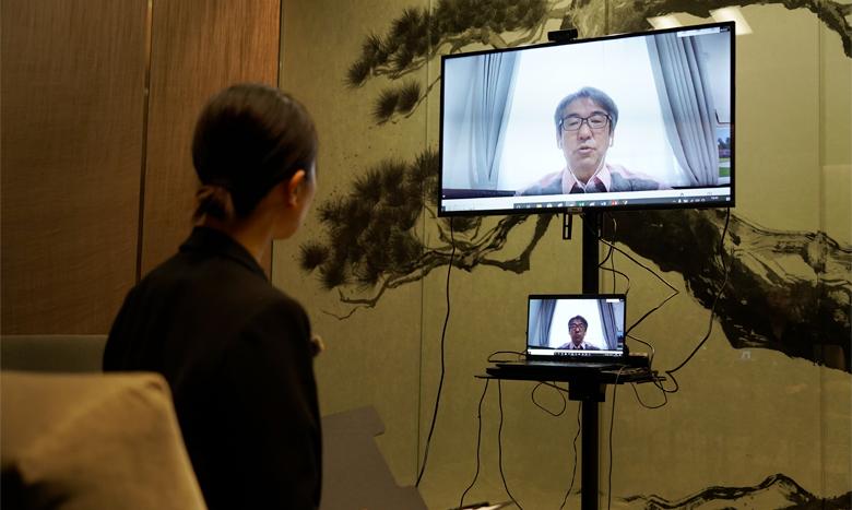 オーナー様インタビュー Voice36 外資系企業社員 E.N.様(61歳) 2019年購入 イメージ画像