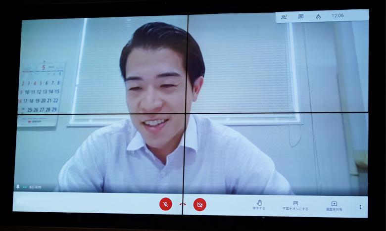 オーナー様インタビュー Voice38 会社役員 松田和将様(31歳)2021年購入 イメージ画像