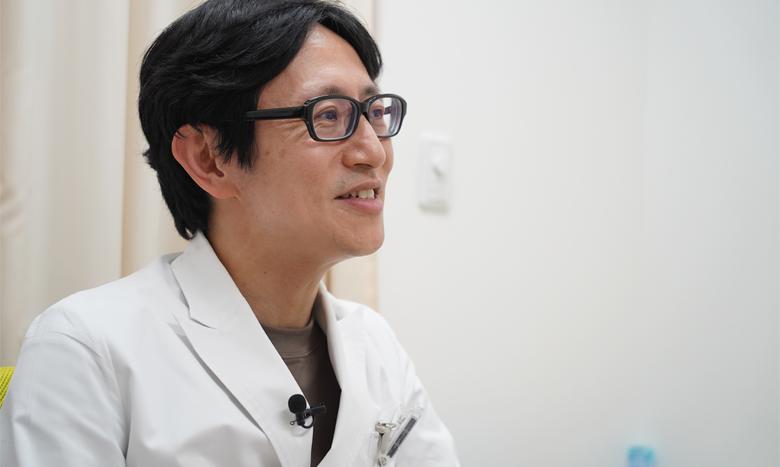 オーナー様インタビュー Voice39 医師 奥村尚威様(46歳)2021年購入 イメージ画像