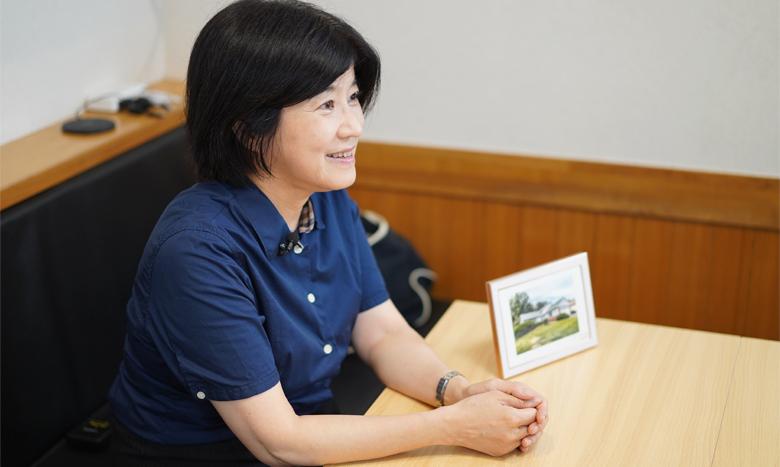 オーナー様インタビュー Voice42 会社役員 松井 智子様(56歳)2017年購入 イメージ画像