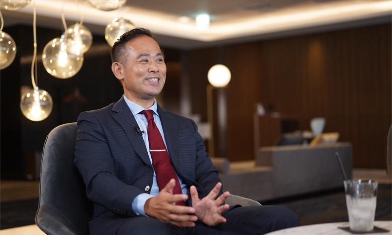 オーナー様インタビュー Voice45 税理士 阿部和幸様(48歳)2020年購入 イメージ画像