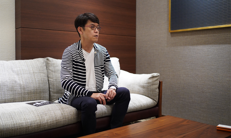 オーナー様インタビュー Voice48 著述業・個人投資家 内藤忍様(57歳)2018年購入 イメージ画像
