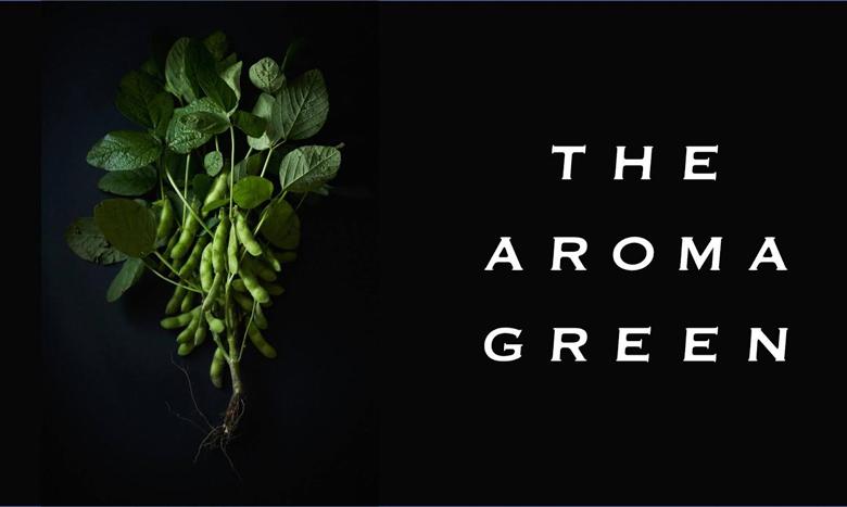 エールビールとのペアリングに特化した、香る枝豆「THE AROMA GREEN」が販売開始 イメージ画像