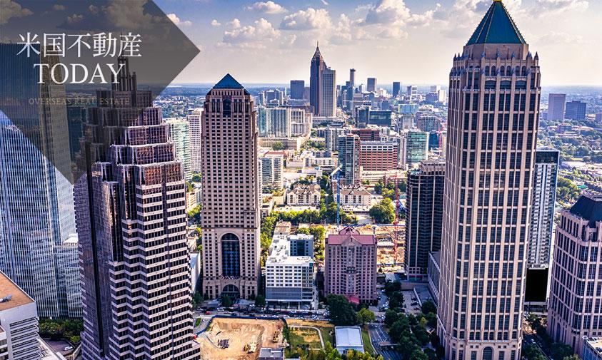 アトランタの魅力その1 優良企業が集まる都市 イメージ画像